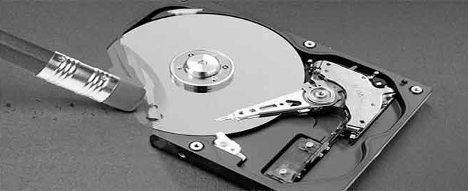 permanently delete information on hard disk 660x270